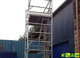 Hire Scaffolding Towers