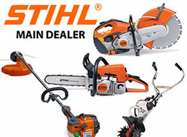 STIHL Main Dealer